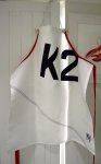 Personalised sailcloth Aprons