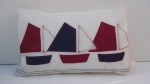 y Little Gaff Boats Cushion