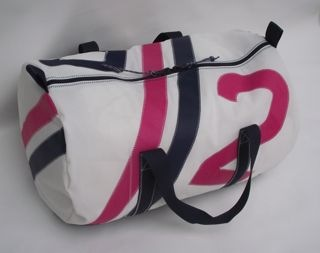 7-1  Personalised Bembridge Sailcloth Kit Bags