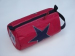 e)  Stars on Wash Bags