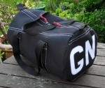 Personalised End Kit Bag in Black