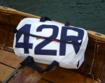 1 Racing Sail Number Kitbag Range