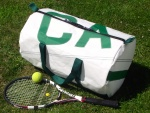 Personalised Tennis Holdall