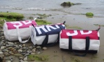 5-1 Personalised Cowes kit bags