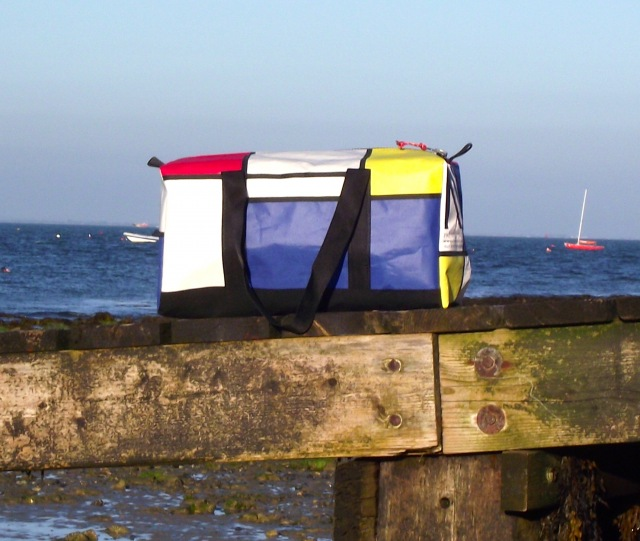 Mondrian Kit Bag