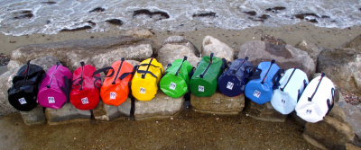 Rain or Shine PVC Kit Bags