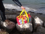 Personalised Aloha Bag in canvas