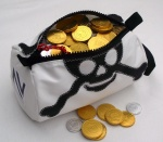 Pirate wash bags