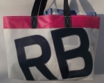 Personalised Beach/Shopping Bag