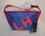 Personalised Wash Bag with strap