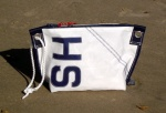 Personalised Wash bag with Rope Handle