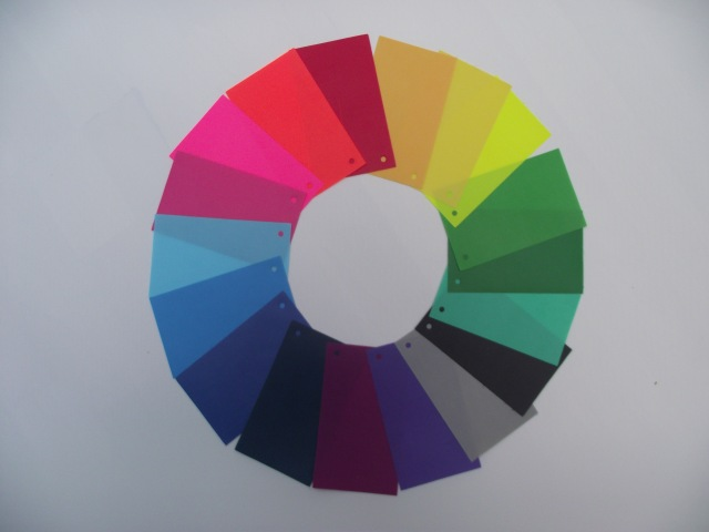 Sailcloth Colour chart