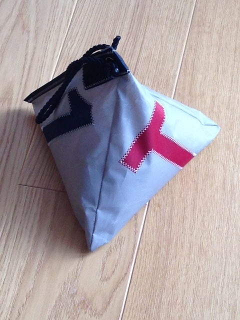 Personalised Sailcloth Doorstops