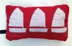 x  Optimist sailcloth cushions